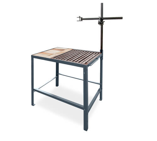 Welding Training Tables without drawer